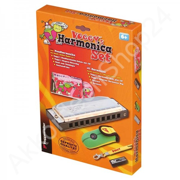 Voggy's Harmonica-Set