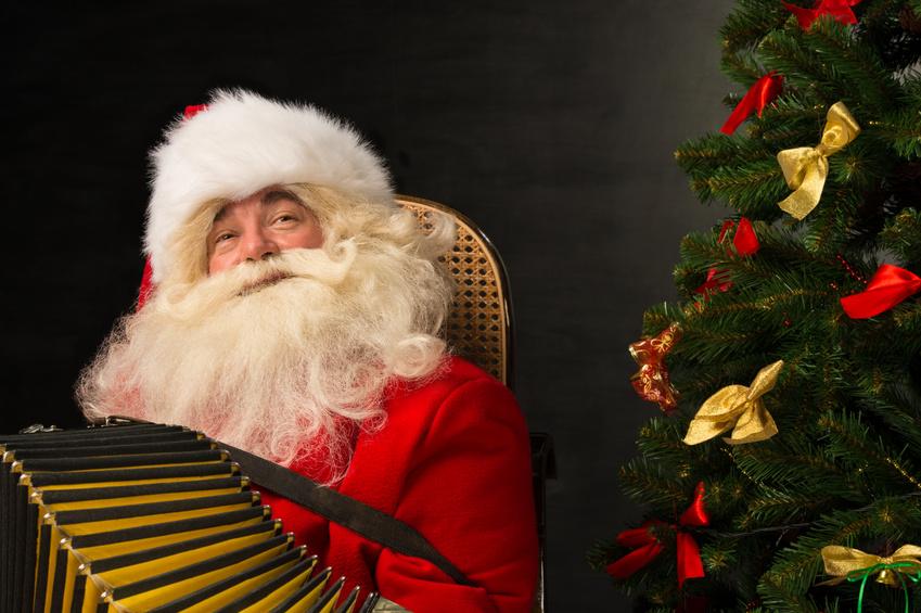 Weihnachtsmann_akkordeon
