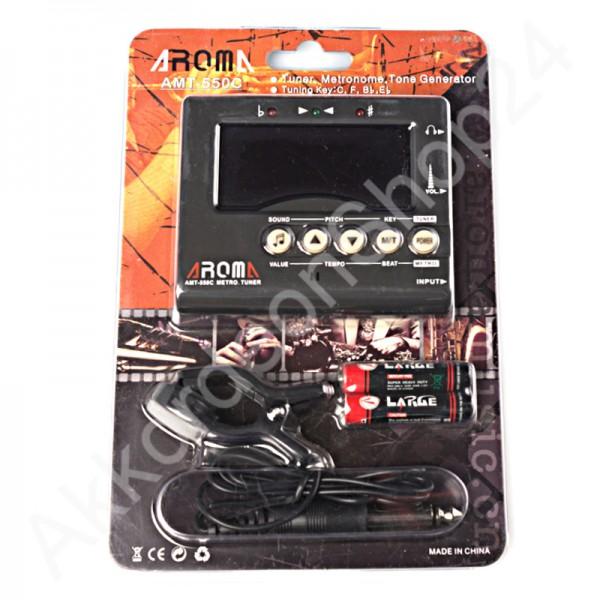 AROMA AMT-550C Stimmgerät für Blasinstrumente