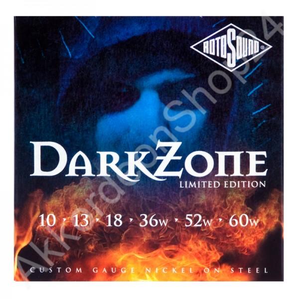 Rotosound E-Gitarren Saiten Dark Zone 10-60