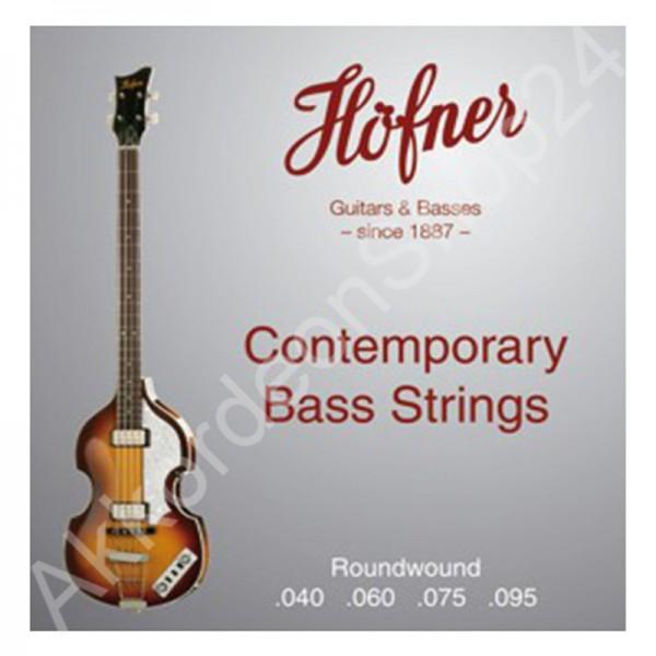 Höfner E-Bass Saiten 040-095