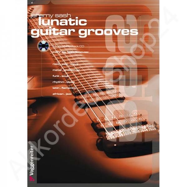 Lunatic Guitar Grooves von Jeremy Sash