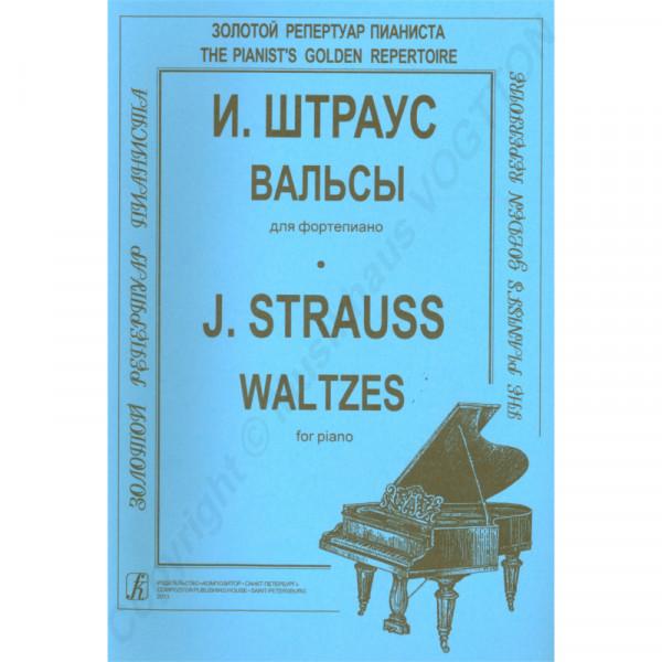 Johann Strauss, Die Walzer