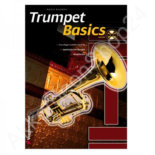 Trumpet Basics (mit CD)
