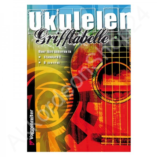 Ukulele Total (mit CD)