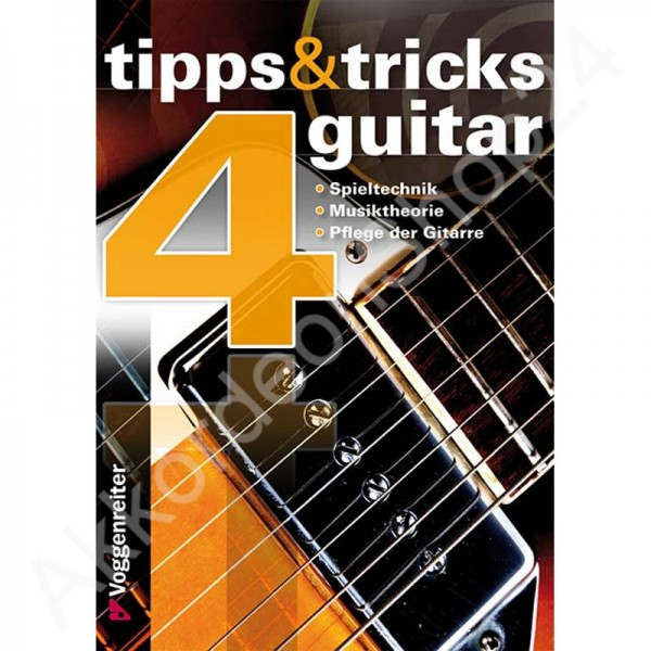 Tipps & Tricks 4 Guitar